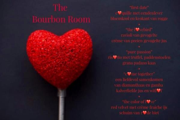 Valentijnsarrangement - Guesthouse Fleur de Lis